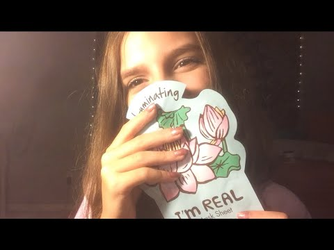 ASMR Chit Chat and Tapping