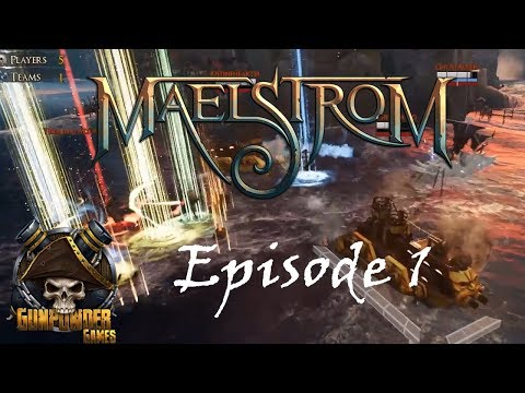 Maelstrom - Ep 1 - Epic Ship Battle but im out classed