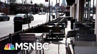 Small Businesses Feeling Brunt Of Coronavirus Crisis | Katy Tur | MSNBC