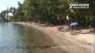 STAFA REISEN Video: Dassia Strand, Korfu(Ein Reisevideo von STAFA REISEN - AllesReise.com. Auf http://www.stafa.at finden Sie mit über 1000 selbst gedrehten Filmen die größte Hotel-Videosammlung ..., 2011-09-07T14:16:29.000Z)