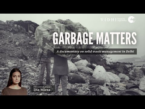 Garbage Matters - A Documentary on Solid Waste Management Is
