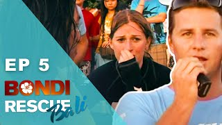 Unconscious Man in Water for Over 1 HOUR! | Bondi Rescue: Bali - Episode 5 (FULL Episode)