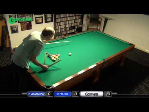 #5 • Wayne PULLEN vs Frank ALMANZA • James Boch's One Pocket Challenge