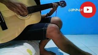 Counting Stars(One Direction)~fingerstyle cover by Aldo Zebua
