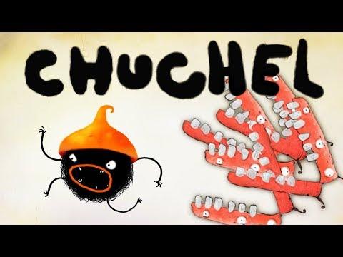 ЧУЧЕЛ vs ВСТАВНЫЕ ЧЕЛЮСТИ Весёлое безумие в мульт игре ПРО ЧЕРНОГО ЗВЕРЬКА Chuchel