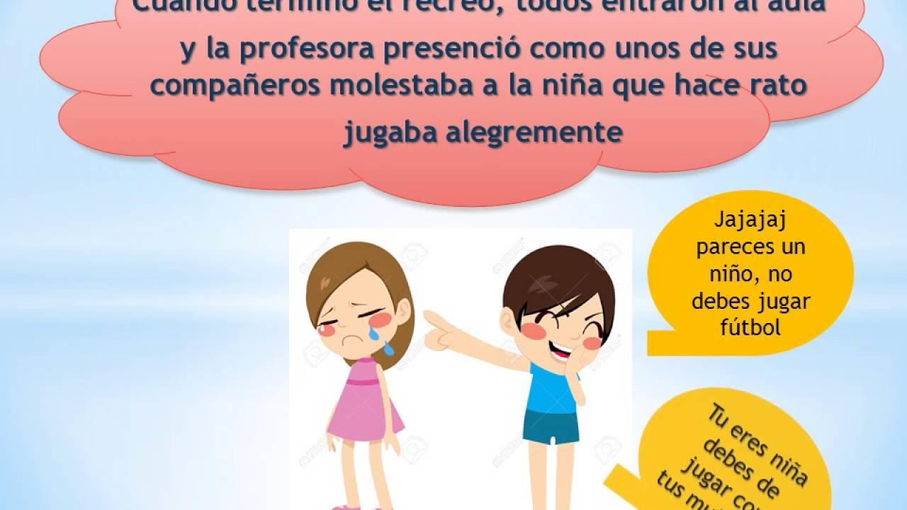 La Equidad De Género En La Escuela