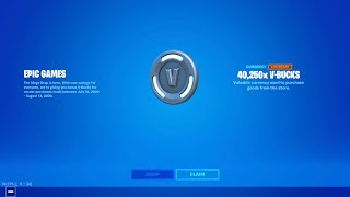Fortnite MEGA DROP Event Gives You Free V-Bucks And LOWER V-Buck Prices! (Mega Drop Event Explained)