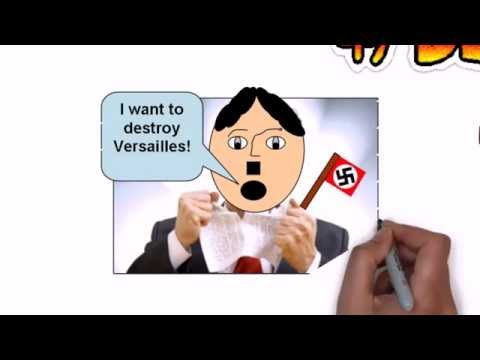 NAZI FOREIGN POLICY: Hitler's foreign policy goals 1933
