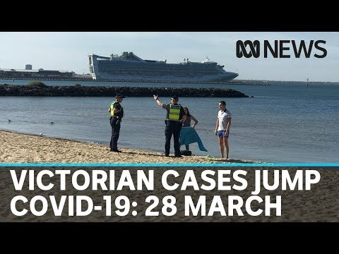 Coronavirus update: The latest COVID-19 news for Saturday 28 March | ABC News