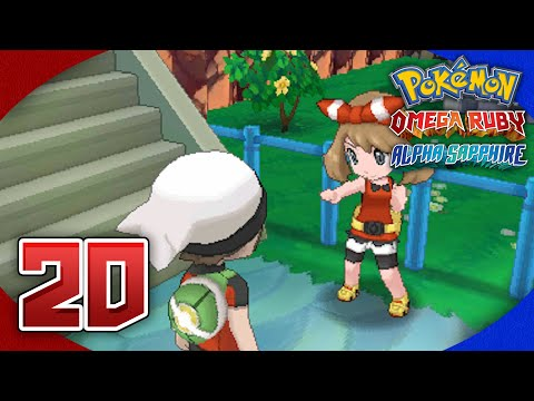 Pokémon Omega Ruby and Alpha Sapphire Walkthrough - Part ...