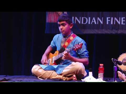 Guitar by Raghav Ramanujam