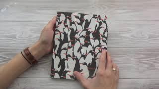 МОЙ Рукодельный дневник. Дневник вышивальщицы. Какой он у меня? Видео БОЛТАЛКА.