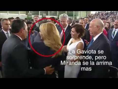 CALIENTE amigo de EPN le ARRIMA EL CAMARÓN a La Gaviota... thumbnail