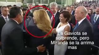 CALIENTE amigo de EPN le ARRIMA EL CAMARÓN a La Gaviota...
