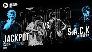 JackPot (KR) vs S.A.C.K (ID)|Asia Beatbox Championship 2017 Top 4 Tag Team Beatbox Battle MP3