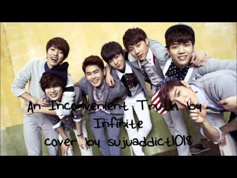 An Inconvenient Truth by Infinite (cover)