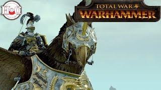 Empire vs Chaos - Total War Warhammer Online Battle 305