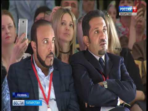 В Казани прошел Международный фестиваль мусульманской одежды