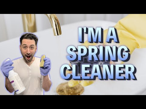 I'm A Spring Cleaner - Young Jeffrey's Song of the Week