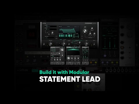 Build it with Modular – Statement Lead – Softube
