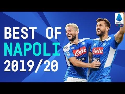 Best Of Napoli | Milik, Insigne, Mertens | 2019/20 | Serie A TIM