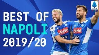 Best Of Napoli Milik Insigne Mertens 2019 20 Serie A TIM