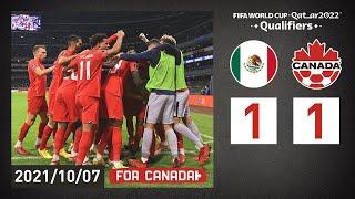 Мексика  1-1  Канада видео