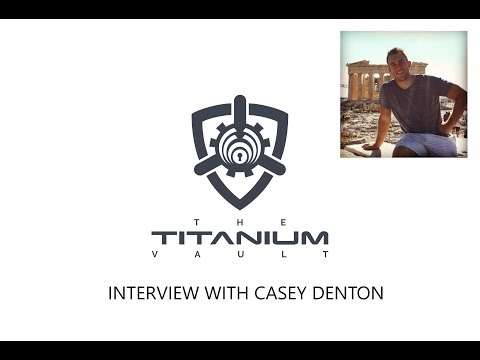 Interview with Casey Denton