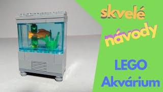 як зробити з лего акваріум