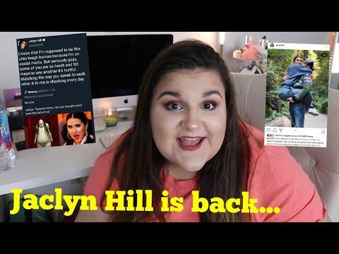 Jaclyn Hill is Back on Twitter... thumbnail
