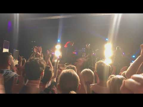 Breaking Benjamin Live (4k) - Full Show - Große Freiheit 36 Hamburg - 05.09.17