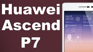 Видео обзор 5 дюймового телефона / смартфона Huawei Ascend P7(Знакомьтесь, новинка от компании Huawei — смартфон Huawei Ascend P7, которому и посвящен наш видео обзор. Значительно..., 2014-10-31T08:35:30.000Z)
