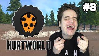 EEN EN AL PRANKS! - Hurtworld #8