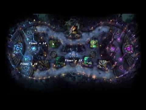 C# - League Of Legends - Twisted Treeline - Jungle Timer