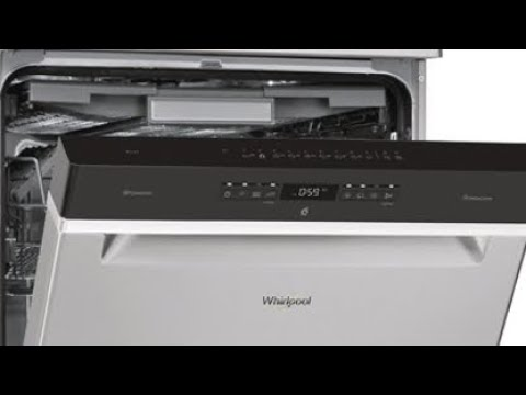 WHIRLPOOL DISHWASHER—UPPER RACK NOT CLEANING—FIXED