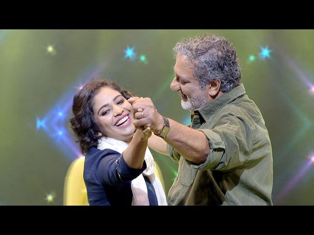 Komady Circus | Ep 27 - Celebrate with Joy Mathew & Srindha ! | Mazhavil Manorama
