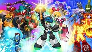 Mighty No. 9 Full Game Livestream (Blind)