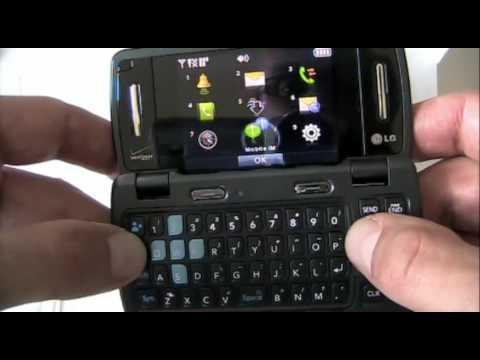 LG enV3 (Verizon Wireless) - Unboxing