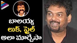 Puri Jagannadh about Balakrishna New Movie   Rogue Telugu Movie Interview   Ishan   Mannara Chopra