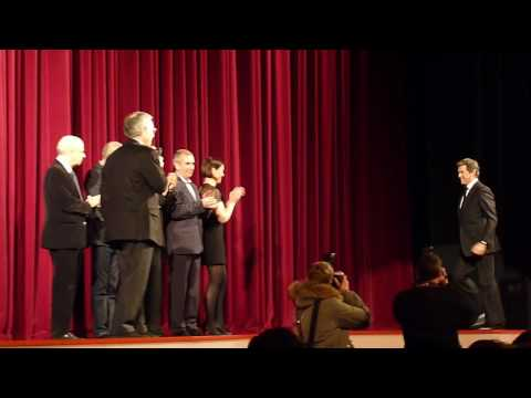 Pierce Brosnan @ the Berlinale  The Ghost Writer Premiere