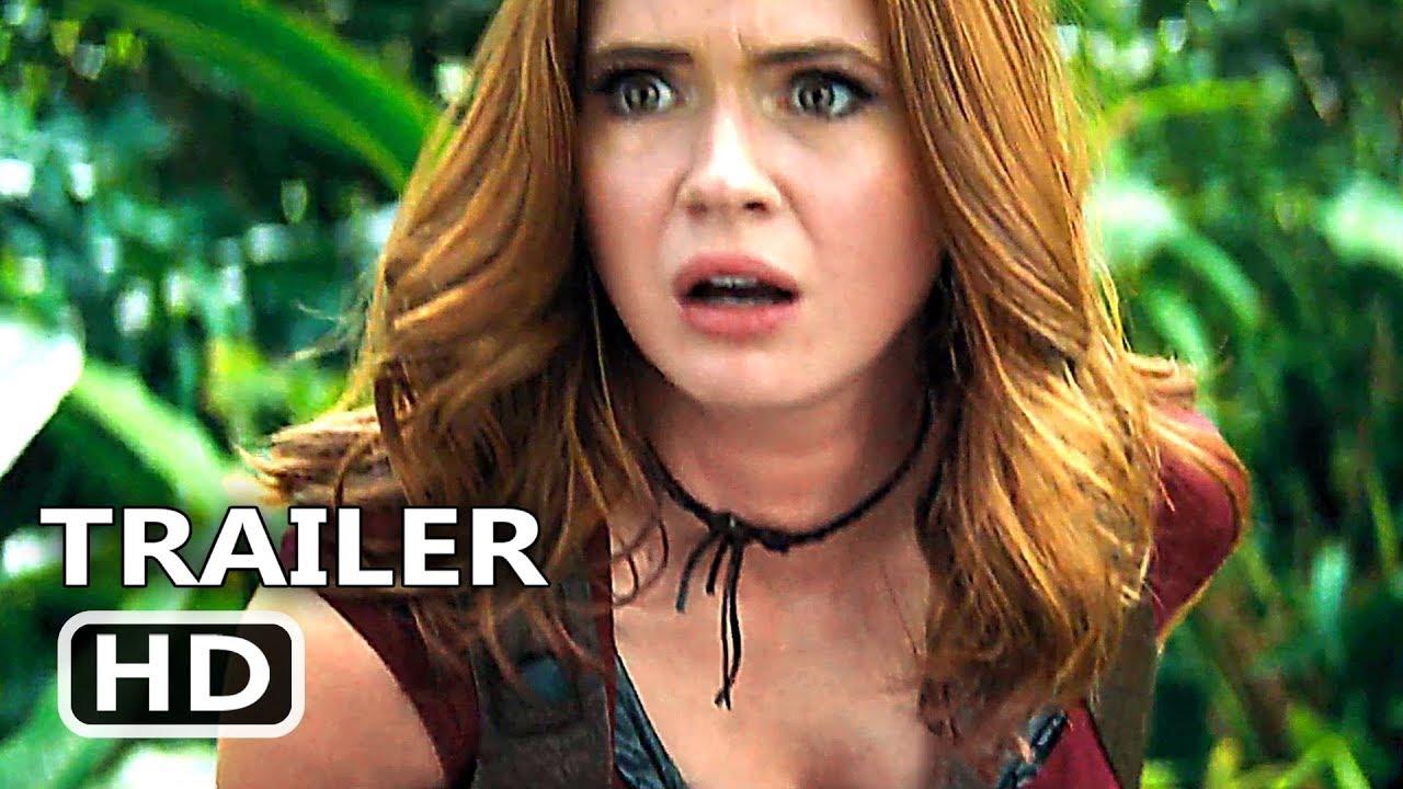 Download JUMANJI 3 THE NEXT LEVEL Trailer (2019) Karen Gillan, Dwayne Johnson Movie