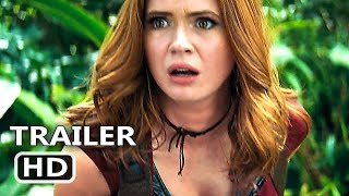 JUMANJI 3 THE NEXT LEVEL Trailer (2019) Karen Gillian, Dwayne Johnson Movie