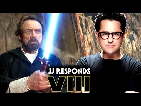 JJ Abrams Responds To Fan Backlash! Star Wars The Last Jedi (Star Wars News)
