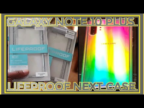 LifeProof Next Case for Samsung Galaxy Note 10 Plus
