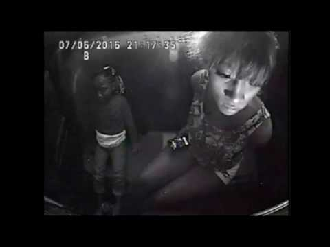 Video Shows Diamond Reynolds in Back of...