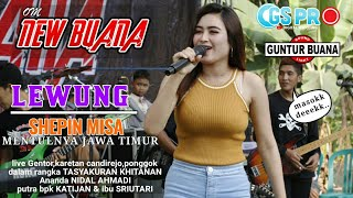 Download Mp3 Bikin Gagal Fokus!!! Shepin Misa - Lewung - New Buana || Guntur Buana Audio