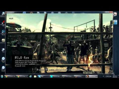 PC GAMER VERACRUZ MEXICO RESIDENT EVIL 5