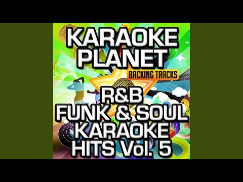 The Best of My Love (Karaoke Version With Background Vocals) (Originally Performed By The Emotions)