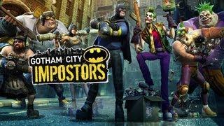 Gotham City Imposters Intro (HD)