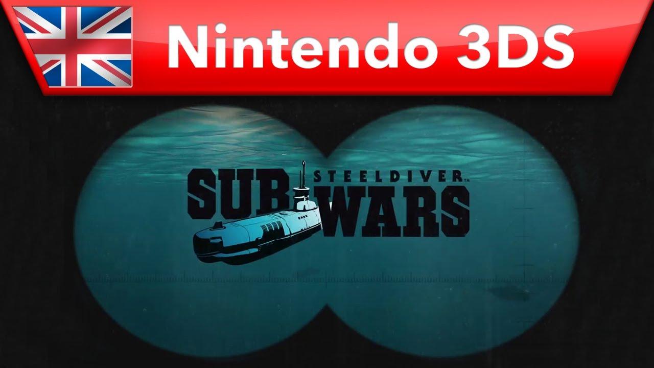 f64f64ebb Steel Diver: Sub Wars - Trailer (Nintendo 3DS) - YouTube
